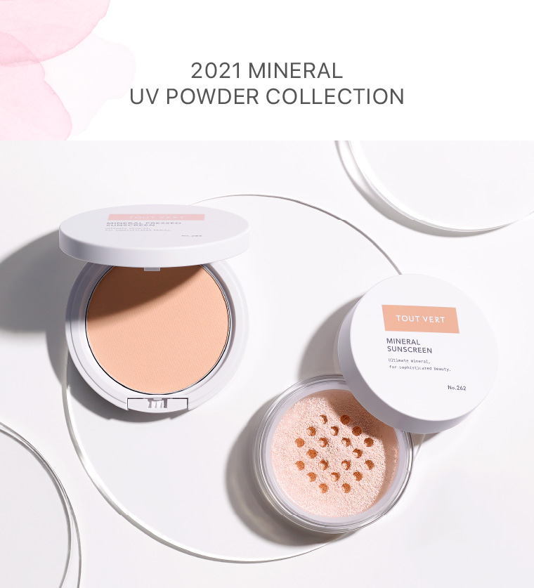2021 MINERAL UV POWDER COLLECTION