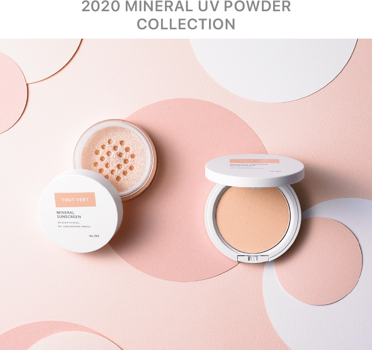 2020 MINERAL UV POWDER COLLECTION