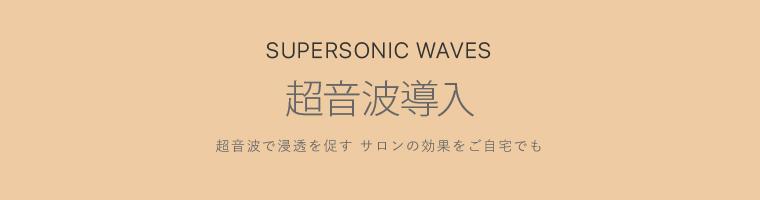 超音波導入